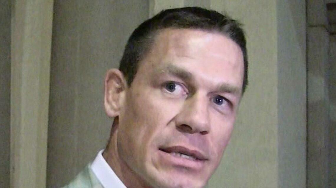 John Cena's Nickelodeon Cameo Helped 8-Year-Old Save Choking Sister