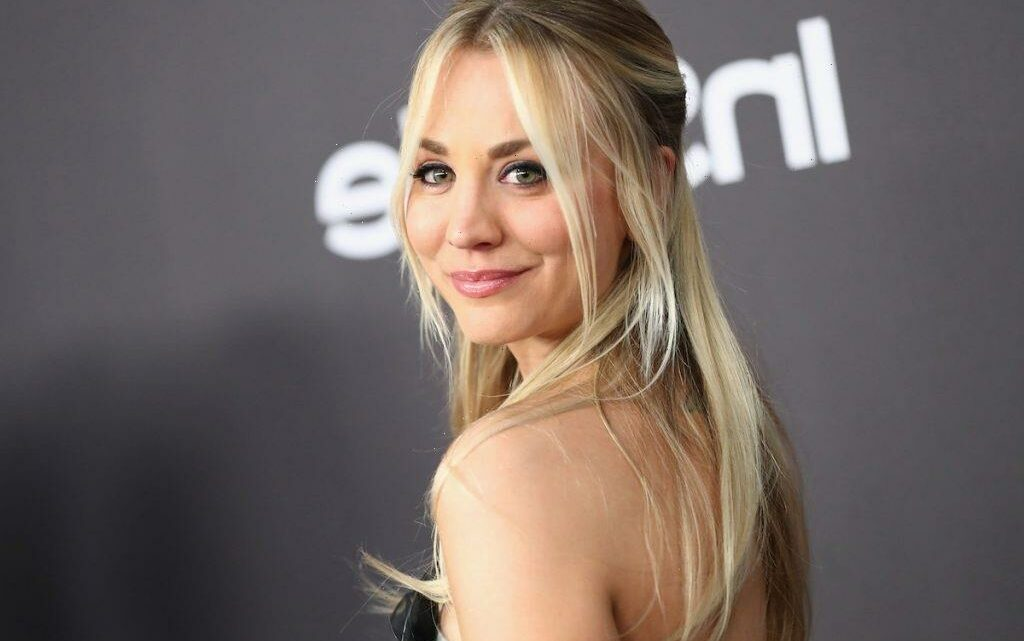 Kaley Cuoco Swears By This $15 Deodorant