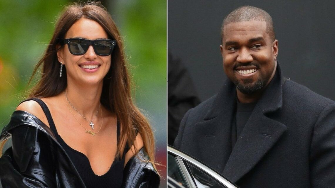 Kanye West and Irina Shayk Are 'Casually' Seeing Each Other