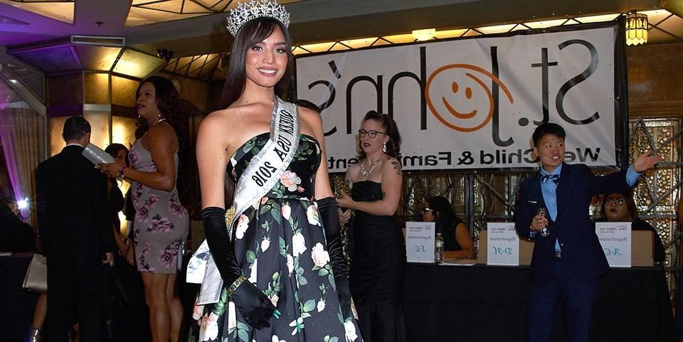 Kataluna Enriquez Becomes First Transgender Woman Miss USA Pageant Contestant