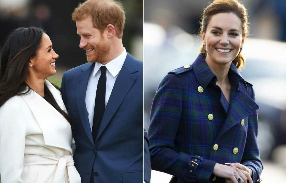 Kate Middleton 'can't wait' to meet Harry and Meghan's daughter Lilibet