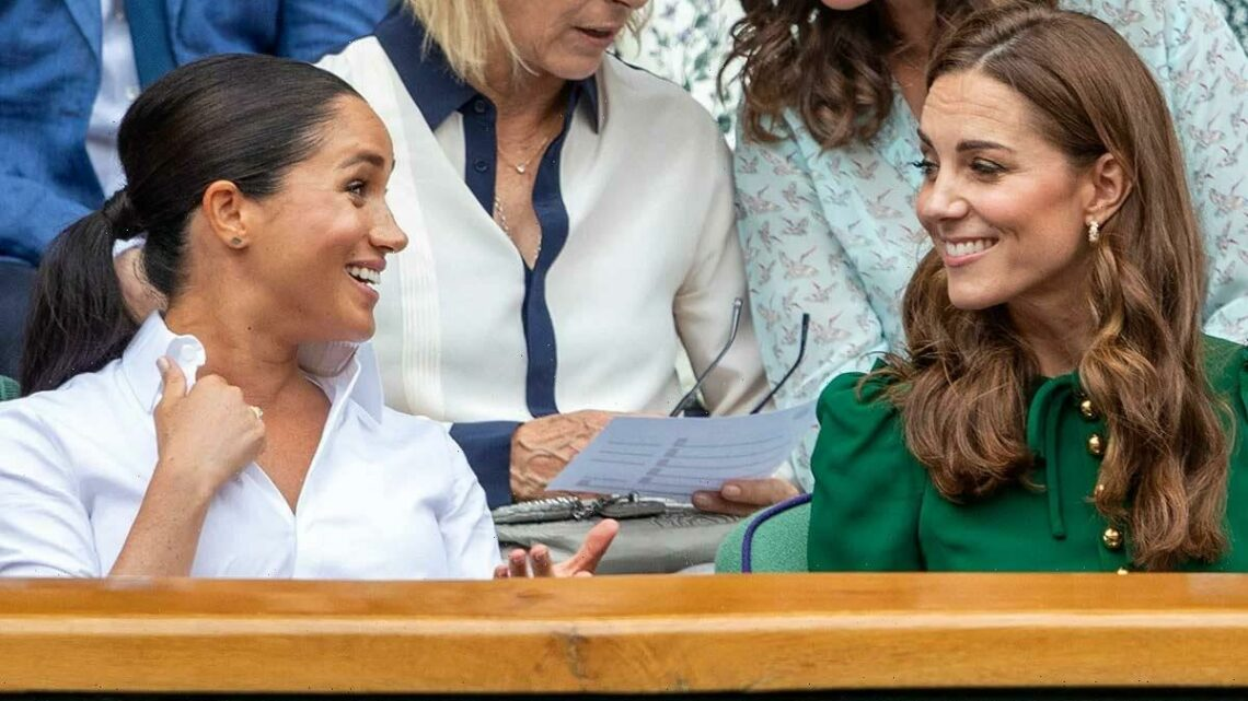 Kate Middleton and Meghan Markle both love these trainers – and you will too