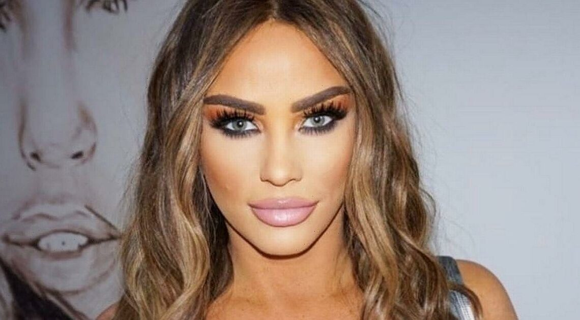Katie Price has colonic irrigation on camera for latest YouTube video