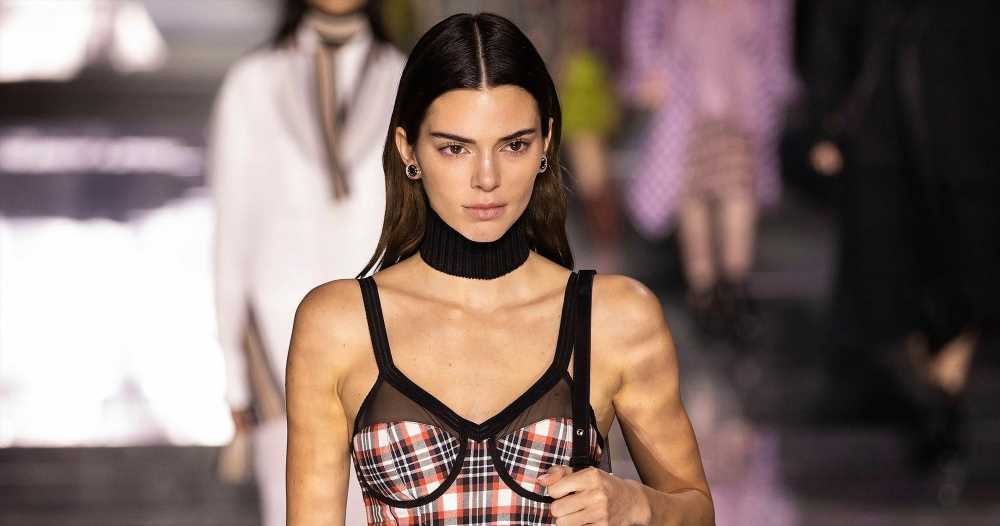 Kendall Jenner Never Travels Without an Avène Lip Treatment