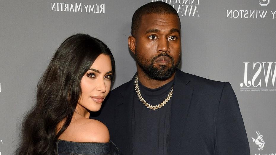 Kim Kardashian says she loves Kanye West 'for life' in birthday tribute amid divorce