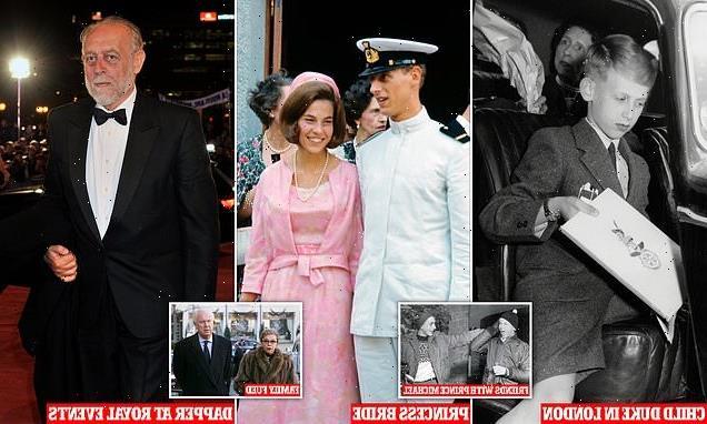 King Felipe of Spain's cousin the Duke of Aosta dies at 77