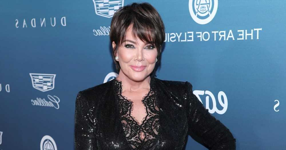 Kris Jenner Gifted This Foot Massager to All of Her Daughters