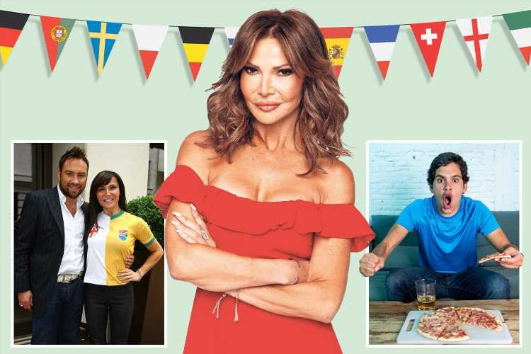 Ladies, it's time to embrace football…men are so engrossed in the Euros you'll get away with anything, says Lizzie Cundy
