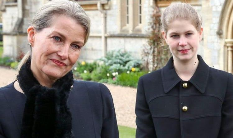 Lady Louise Windsor: Sophie Wessex popularity is 'spilling onto her daughter' – expert