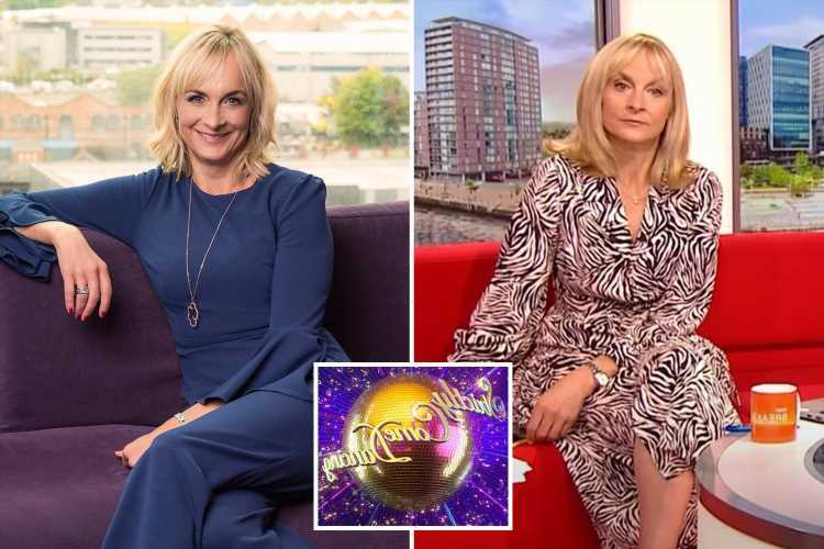 Louise Minchin 'lined up for Strictly appearance' after quitting BBC Breakfast