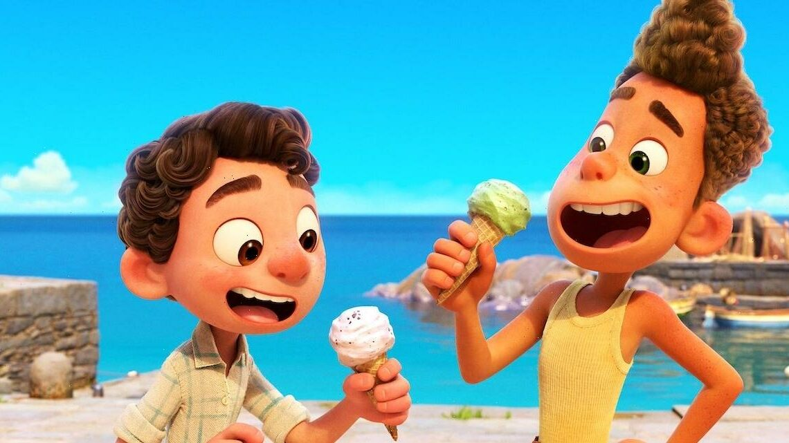 Luca Early Buzz: Pixar's Vibrant Ode to Friendship – /Film
