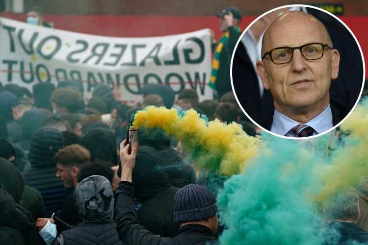Man Utd owner Joel Glazer vows to splash cash on transfers and create Fan Share Scheme after first supporters' meeting