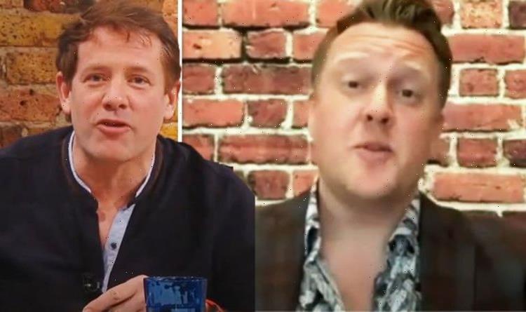 Matt Tebbutt talks fans' 'astonishment' at seeing him out with Saturday Kitchen co-star
