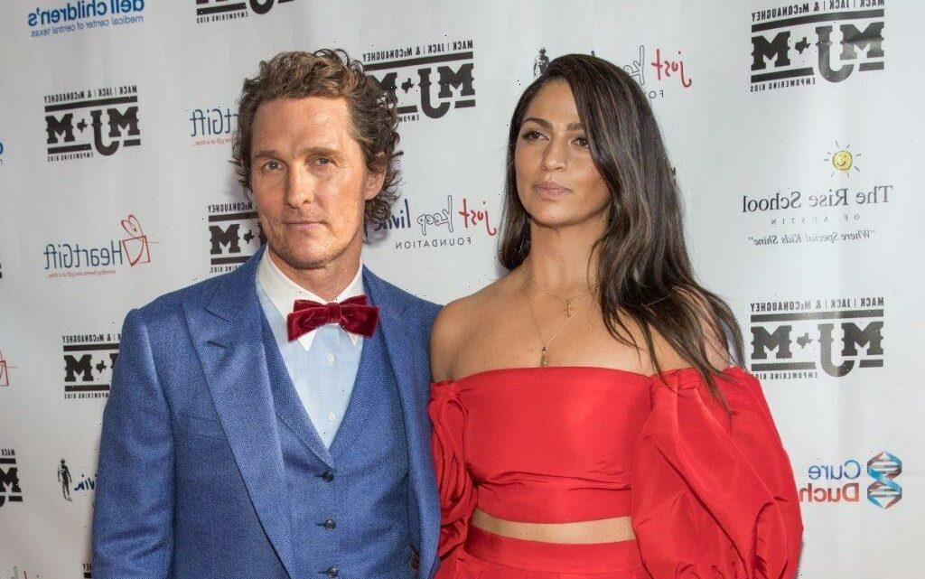 Matthew McConaughey Recalls His Wife Camila Alves' First Impression of Him