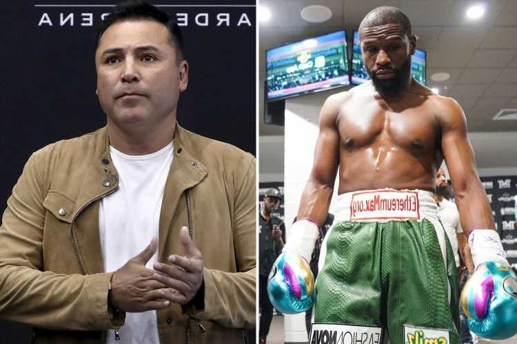 Mayweather 'lives like a Greek god' and De La Hoya should avoid rematch as he 'likes to have a good time', says Mora