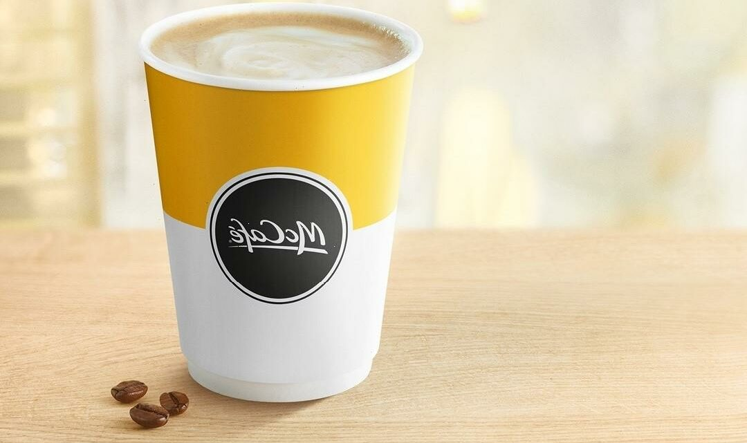 McDonald's fans must us free hot drink stickers TODAY before scheme goes digital