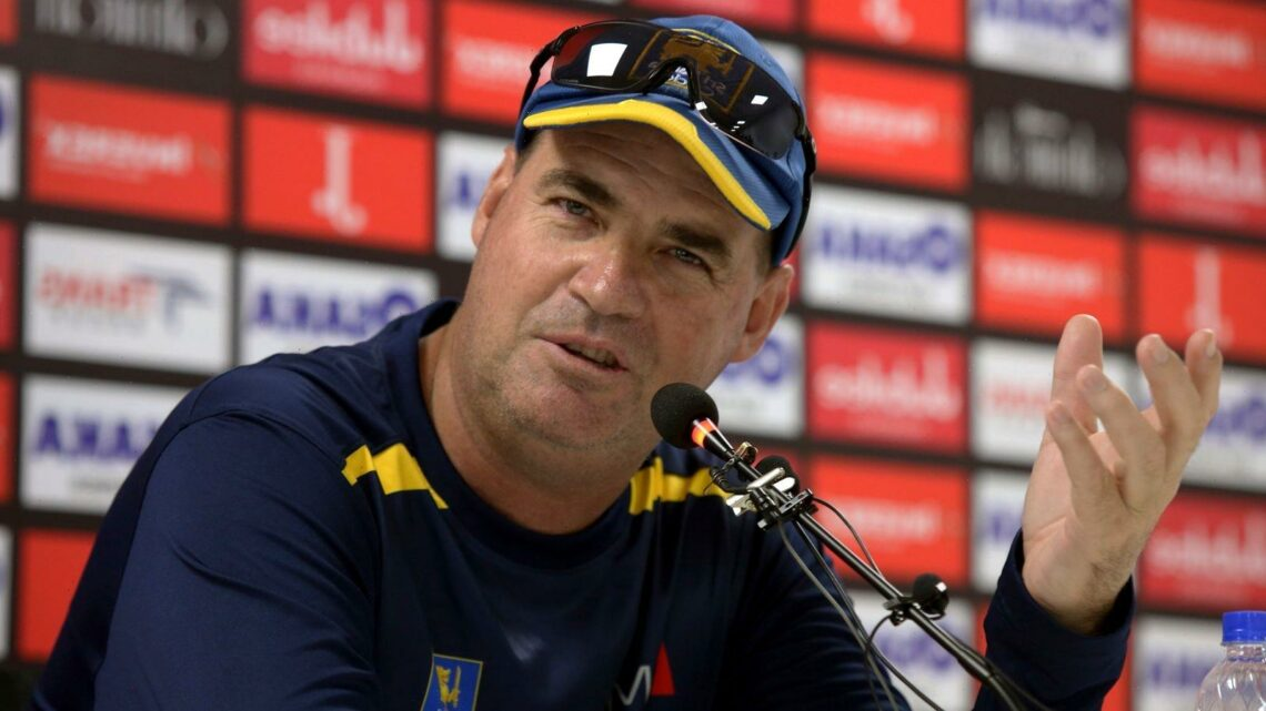 Mickey Arthur insists contract issues are not a distraction for Sri Lanka ahead of England white-ball series