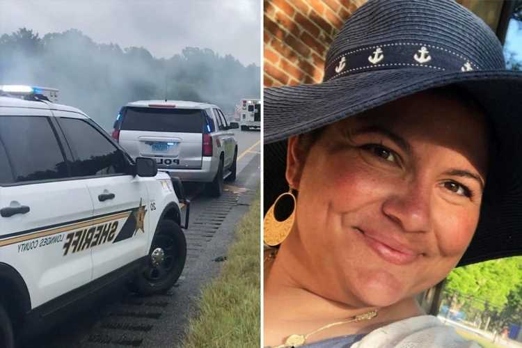 Mom survives after losing both kids in horror 18-car pileup that killed 10 after Tropical Storm Claudette hit Alabama