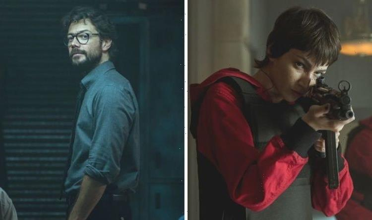 Money Heist season 5: The Professor and gang's deaths 'sealed' in new foreshadow theory