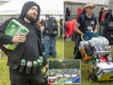 More than 10,000 rock fans gather at Download at first pilot festival