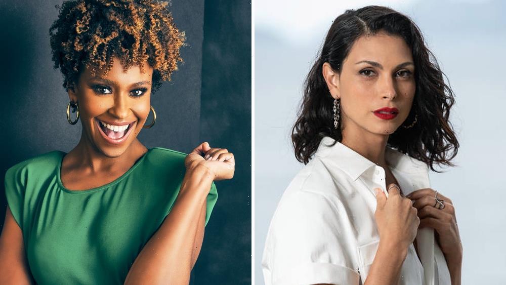 Morena Baccarin & Ryan Michelle Bathé To Headline Nick Wootton/Jake Coburn NBC Drama Pilot