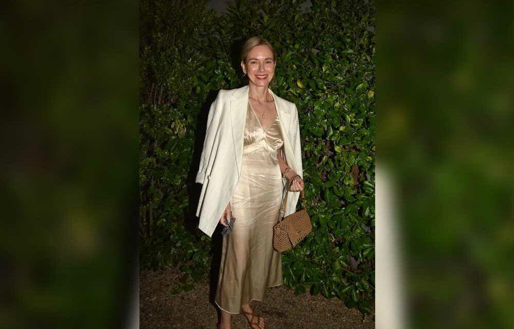 Naomi Watts celebrates Francisco Costas clean beauty line