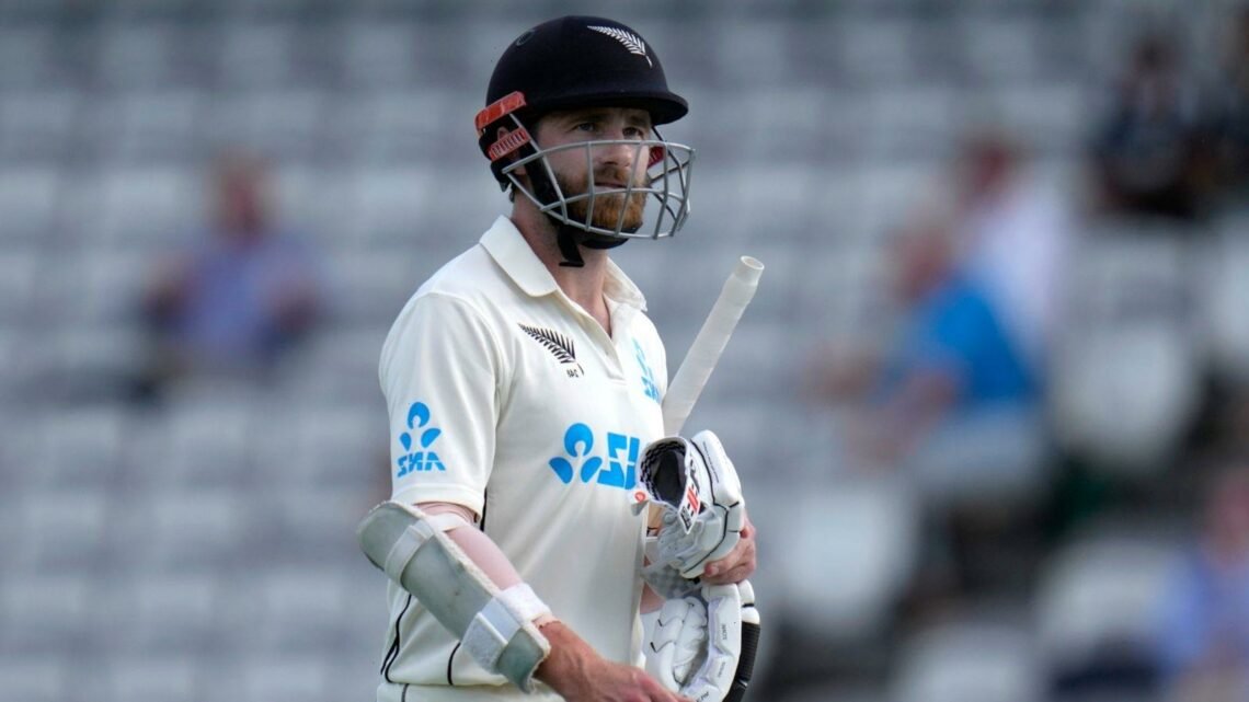 New Zealand captain Kane Williamson, BJ Watling cleared to play in World Test Championship final against India