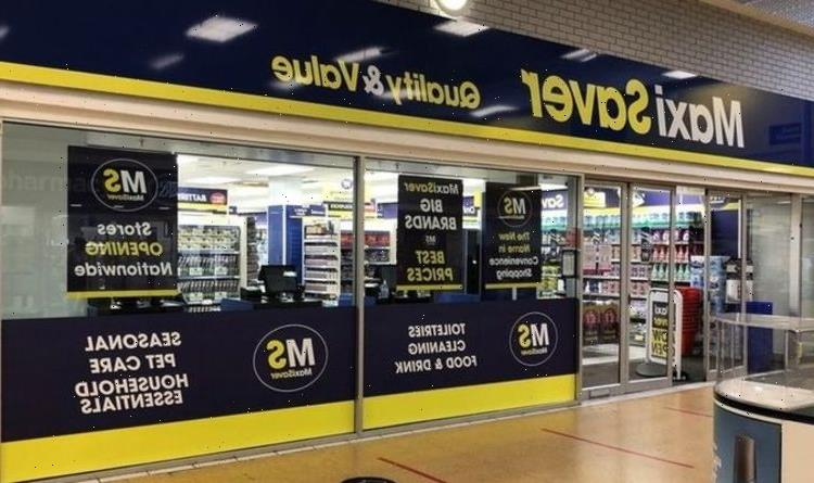 New budget discounter Maxisaver to open 20 stores to rival Poundstretcher