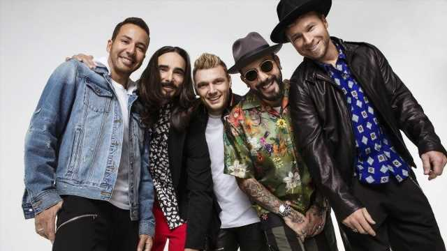 Nick Carter Says Backstreet Boys Turned Down 2001 Super Bowl Show