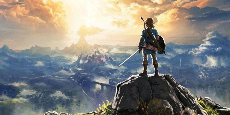 Nintendo Drops New Trailer for Highly-Anticipated 'Legend of Zelda: Breath of the Wild 2'