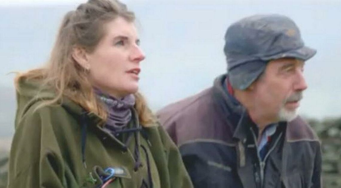 Our Yorkshire Farm's Amanda Owen says hubby Clive has become 'posh' with TV fame