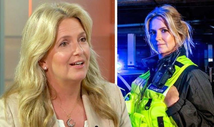 Penny Lancaster saved someone's life while working as Police special 'It was rewarding'