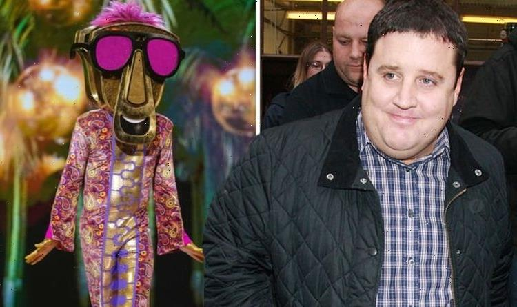 Peter Kay's Masked Dancer 'debut' as viewers convinced comic is Zip after 'Geraldine' clue
