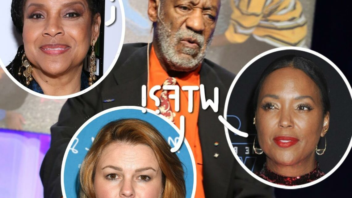 Phylicia Rashad Applauds Bill Cosby's Conviction Being Overturned – While The Rest Of Hollywood Is Pissed!