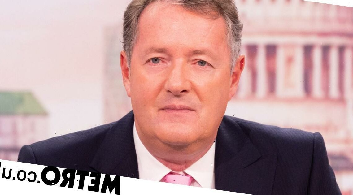 Piers Morgan responds as GMB pulls in 'lowest ever' viewing figures