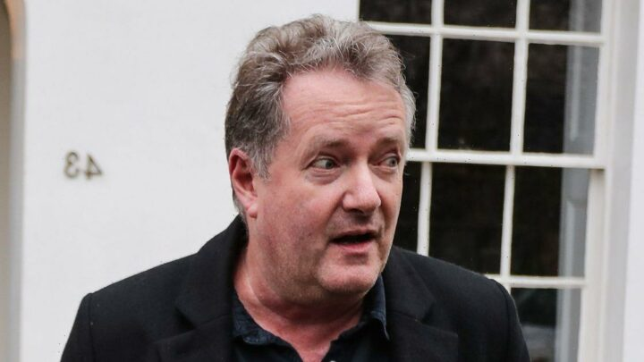 Piers Morgan says he'll 'identify as a woman' to get his old GMB job back