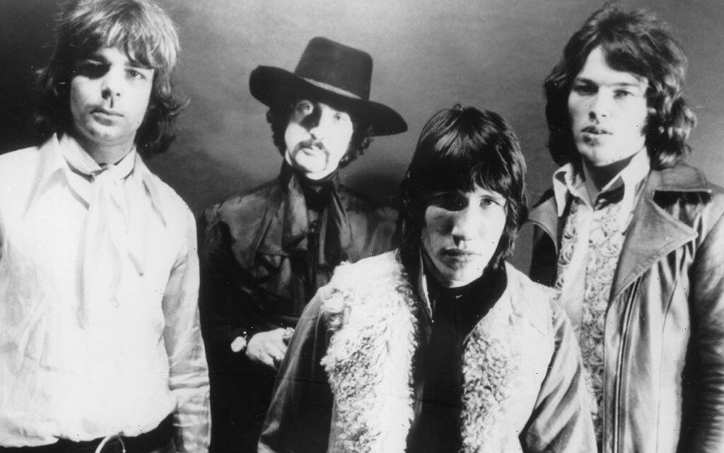 Pink Floyd's Stuntman Accidentally Lit His Mustache on Fire for the 'Wish You Were Here' Album Cover