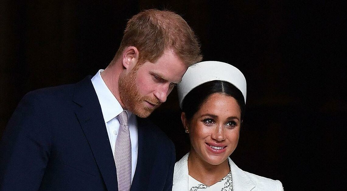 Prince Harry and Meghan Markle's baby name branded 'demeaning' to The Queen