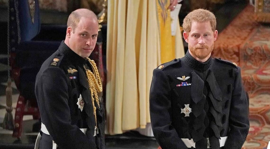 Prince William 'Threw Harry Out' After Meghan Bullying Claims: Report