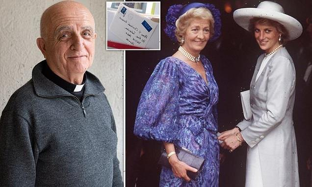 Princess Diana's last days: French cleric who forged bond with her mum