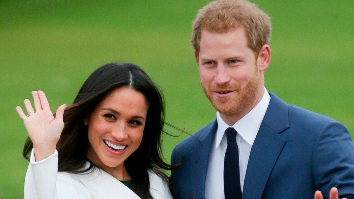 Queen Elizabeth Gave Prince Harry & Meghan Permission to Use 'Lilibet'