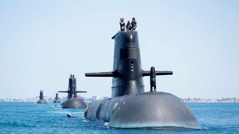 Refit of ageing submarine fleet should have been locked in six years ago: Labor