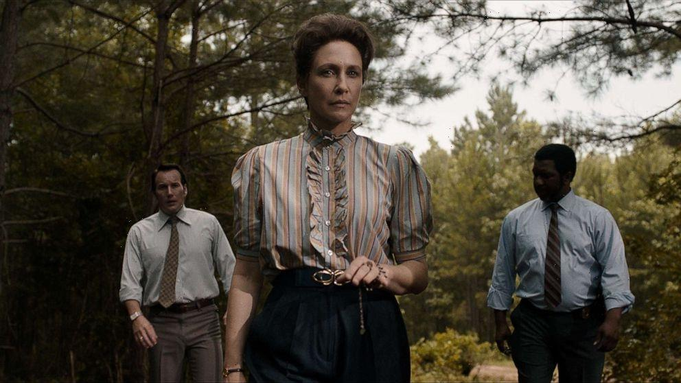 Review: 'The Conjuring: The Devil Made Me Do It' brings nerve-rattling chills