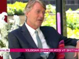 Richard Madeley gives update on GMB future after cheeky jab at Piers Morgan