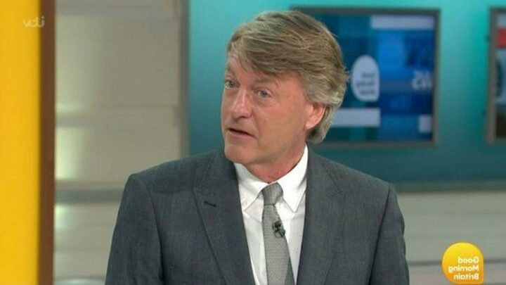 Richard Madeley slams Prince Harry for 'airing dirty laundry in public'