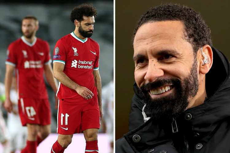 Rio Ferdinand claims Man Utd have knocked Liverpool off their perch and reveals three-player transfer wishlist