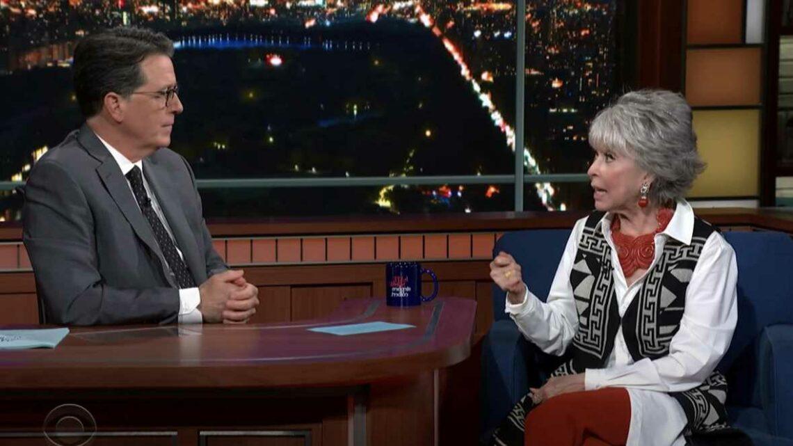 Rita Moreno Defends Lin-Manuel Miranda Against 'In the Heights' Colorism Claims
