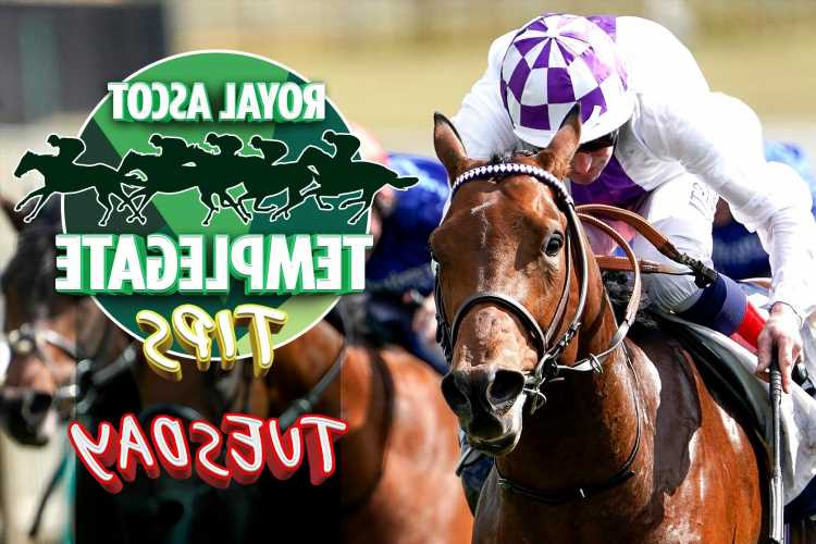 Royal Ascot day one tips: Templegate certain he can begin with bang thanks to big St James' Palace Stakes NAP today