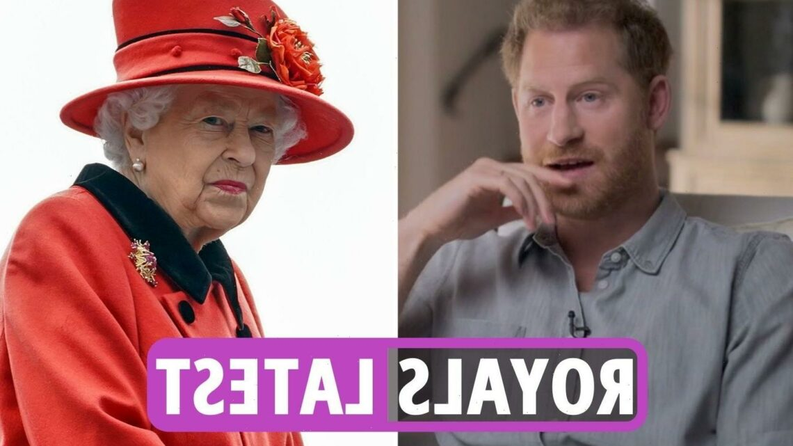Royal Family news: Meghan and Harry drop under Sophie Wessex & Edward as Duke once joked he'd 'panic' bumping into Queen