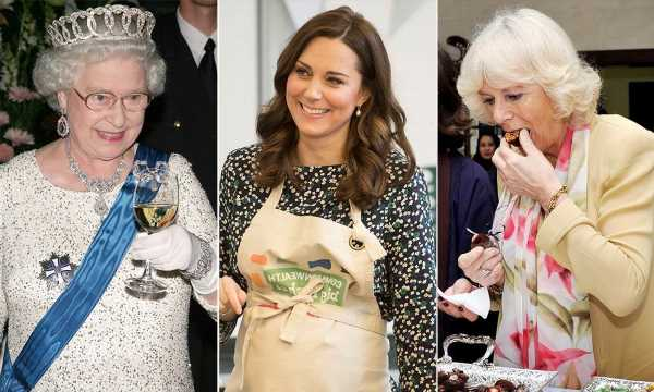 Royal ladies' favourite lunches revealed – from Kate Middleton to Sophie Wessex